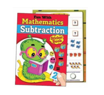 Fun With Maths Subtraction