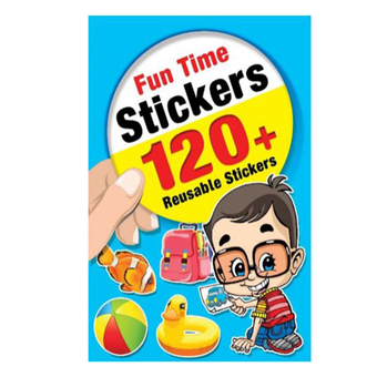 All Time Sticker Book