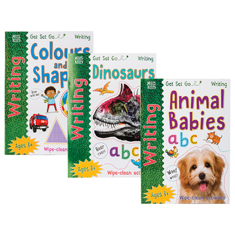 Learn To Write Animal Babies