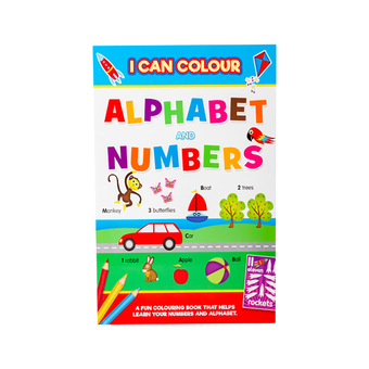 Early Learning ABC/123 Book