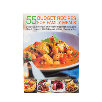 55 Budget Recipes For Family