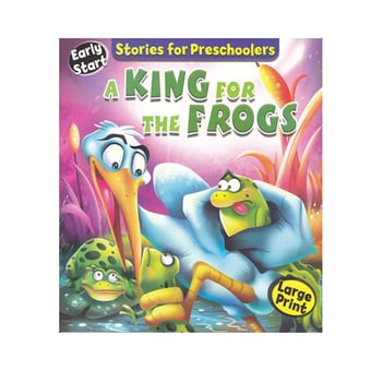 A King For The Frogs