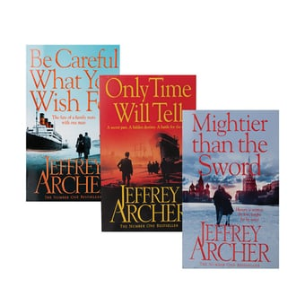 Jeffrey Archer Novels