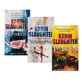 Karin Slaughter Novels