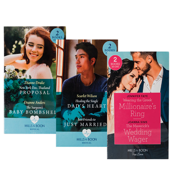Mills & Boon 2 Pack