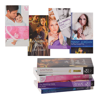 Assorted Novels Mills & Boon