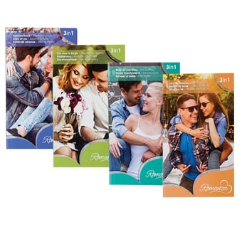 Assorted Novel Afrikaans Romance