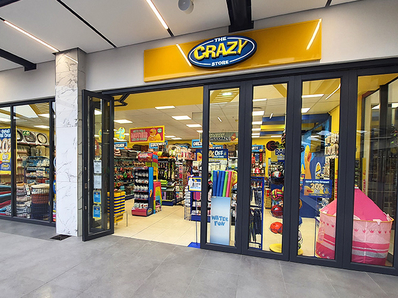 Sunbury Square Crazy Store